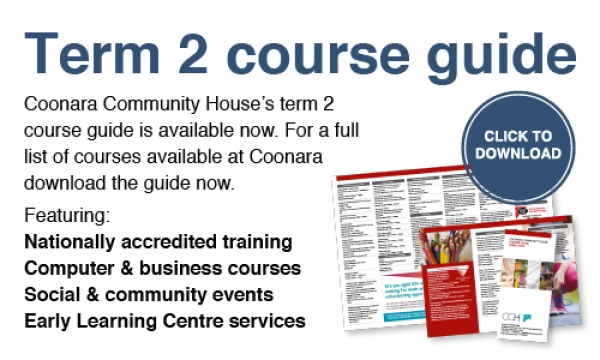 New course guide out now